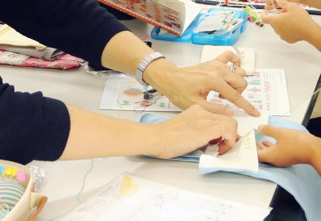 教室案内|戸塚刺しゅうはあなたのお近くに教室があります。