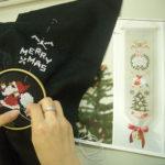 クリスマスに向けての手作り(^▽^)/ ②
